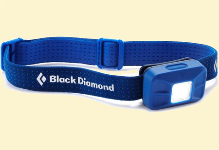 Black Diamond Gizmo power blue