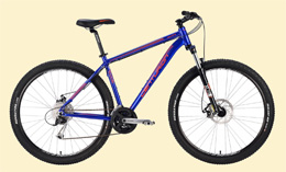 Centurion велосипед Backfire B6-MD dark blue