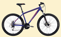 Centurion велосипед Backfire N6-MD Dark Blue