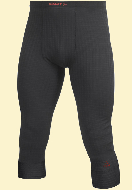 Распродажа! - Craft Active Extreme Knickers Men (размер S, цвет 2999 black-lava)