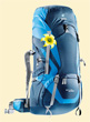 Deuter ACT Lite 70+10 SL