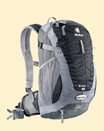 Скидка! Deuter Bike I SL, цвет black-titan