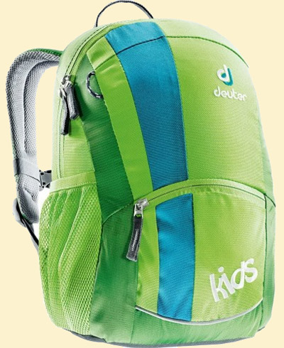 Deuter Kids - green
