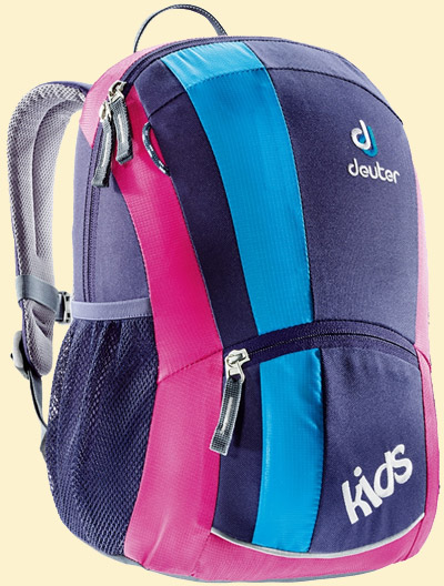 Deuter Kids - blueberry