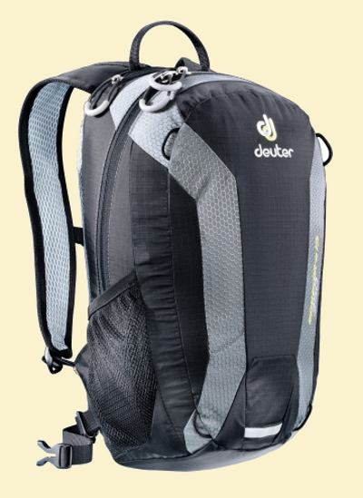 Deuter Speed lite 15 black-titan