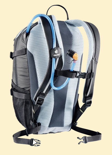 спинка Deuter Speed lite 15