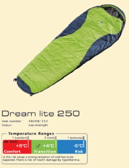 Deuter Dream Lite 250