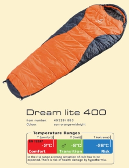 Deuter Dream Lite 400
