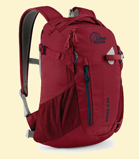 Lowe Alpine Edge II 22 Rio Red