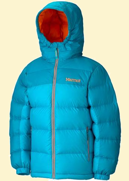 Marmot Girl's Guides Down Hoody