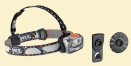 Petzl TIKKA PLUS 2 ADAPT