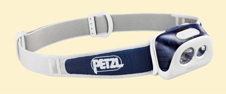Petzl Tikka Plus blue