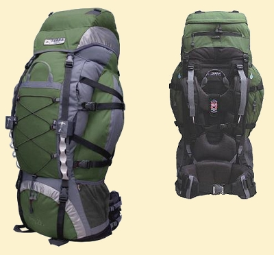 Terra Incognita Trial Pro 75 green-gray