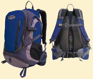 Terra Incognita Compass 30 blue-light gray-gray