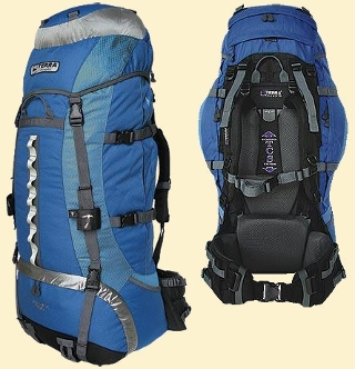 Terra Incognita Vertex 80 light blue-blue