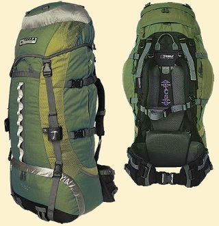 Terra Incognita Vertex 80 light green-green