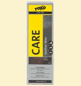 Toko Leather Wax Transparent Silicone 75 ml