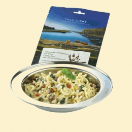 Trek\'n Eat Creamy Pasta with Chicken and Spinach