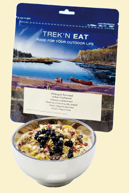 Trek\'n Eat Whole Grain Fruit Muesli