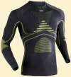 X-BIONIC Evo Shirt Man Long Sleeves Roundneck