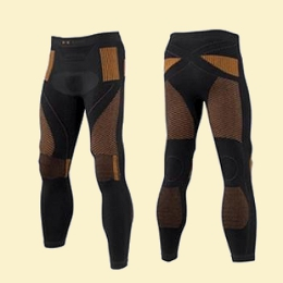 X-BIONIC Extra Warm Man Pants Long