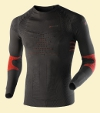 X-BIONIC Ski Touring Man Shirt Long Sleeves Roundneck