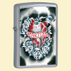 Zippo Зажигалка 21097 Heartless
