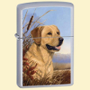 Zippo Зажигалка 24412 Linda Picken Yellow Lab